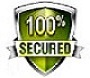100% Secured Website