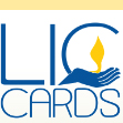 LIC credit cards logo