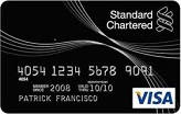 Standard Chartered Platinum Rewards Credit Card