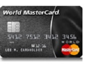 Corporate World Mastercard